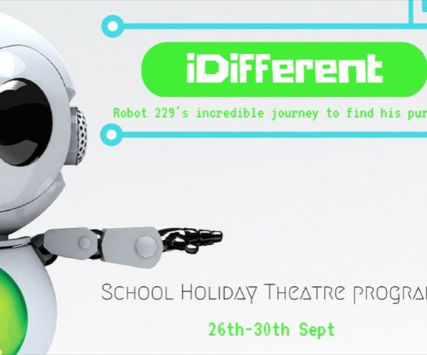 WA Children's Theatre - iDifferent Theatre Program