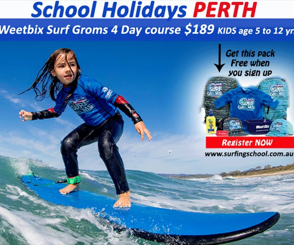 Big Wave Surfing School 4 Day Course