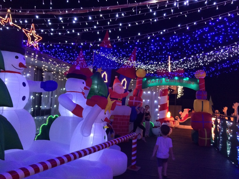 Attractive Perth Christmas Party Ideas Part - 12: Christmas Lights