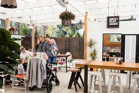 The Best Perth Cafes For Families