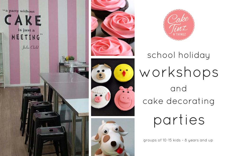Cake Decorating Work Environment : party test