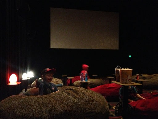 Bean Bag Cinema