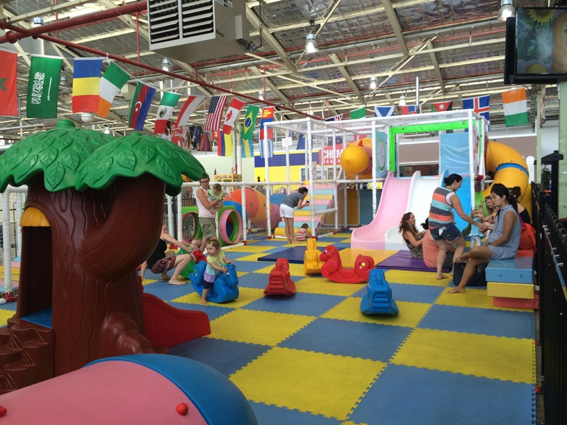 Free Indoor Play Areas