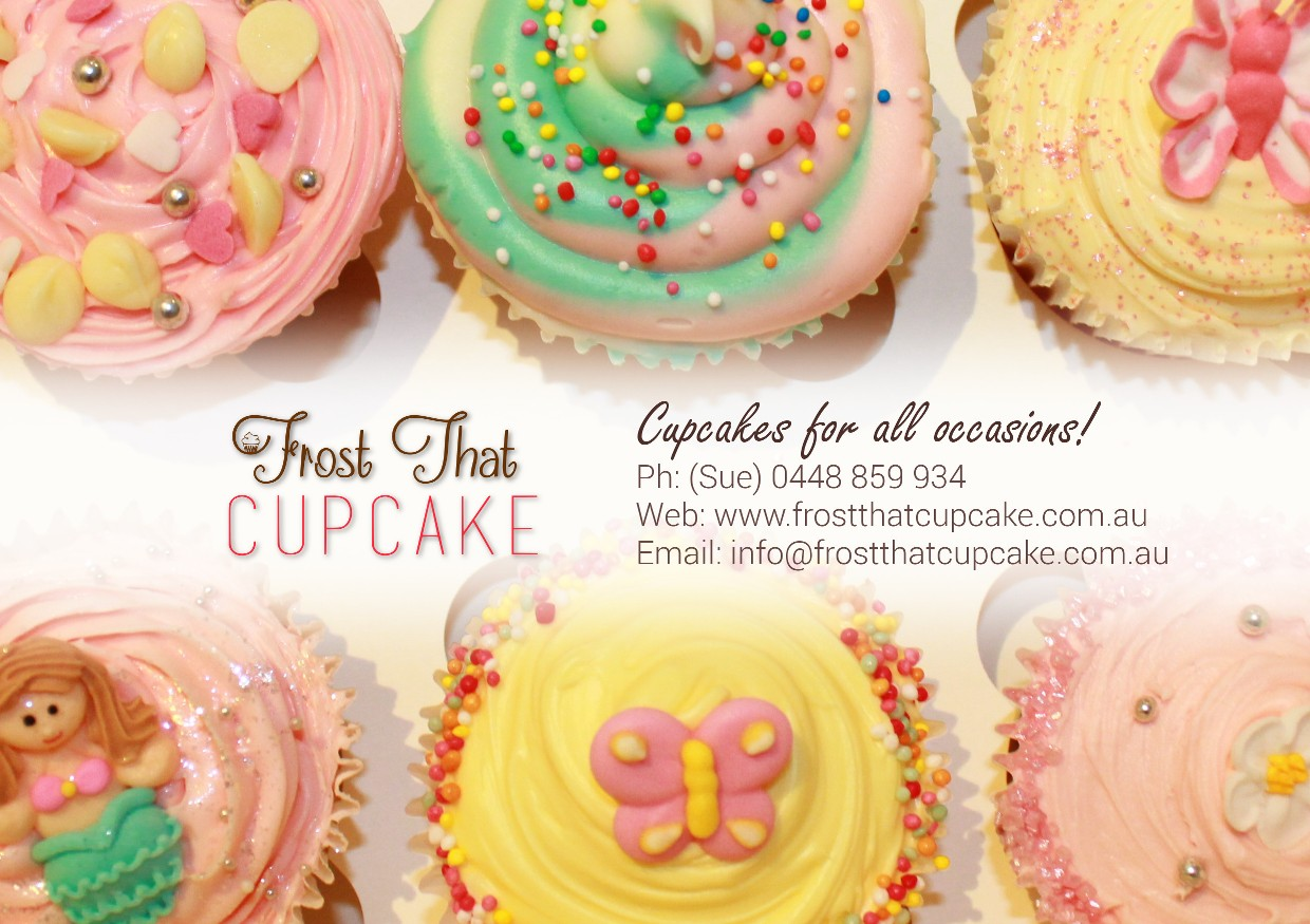Cupcake Decorating Perth