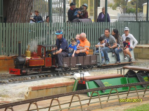 Stirling Miniature Railway
