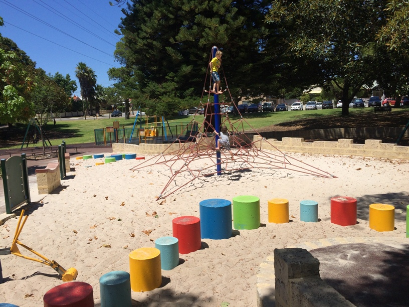 Hyde Park Perth - Kids Playground Close to Perth City