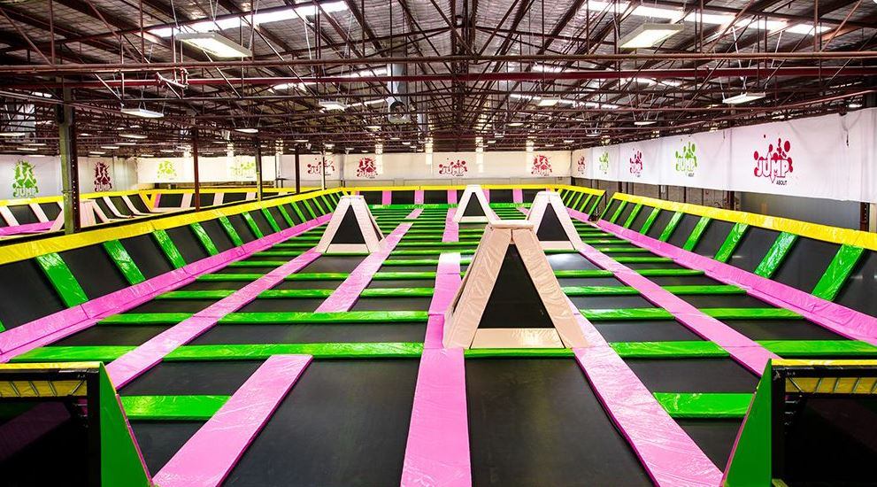 No Credit Check Car Lots >> Jumpabout Trampoline Park Rivervale