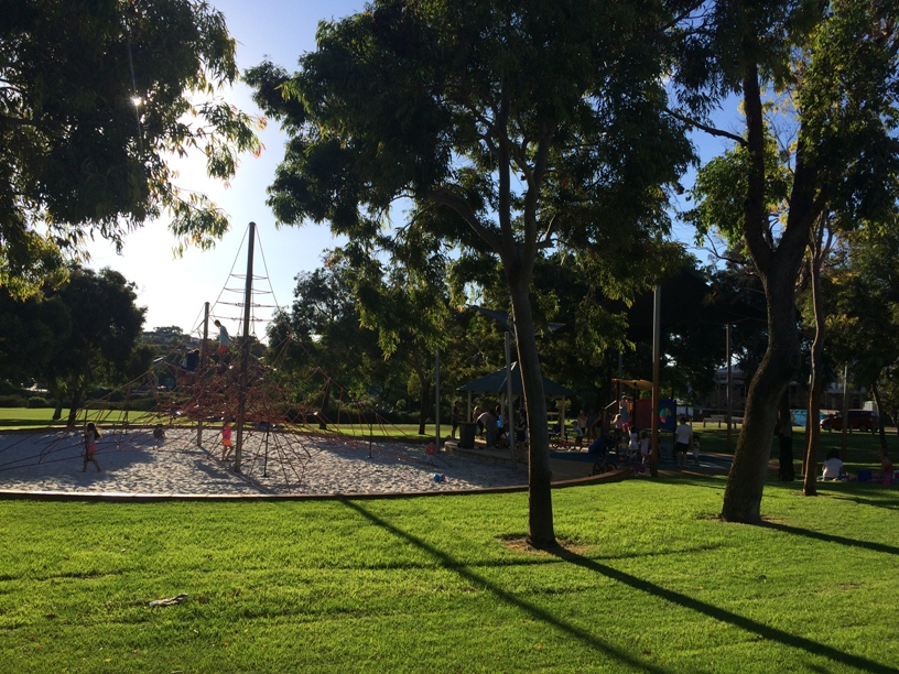 The Best Of Perth S Playgrounds