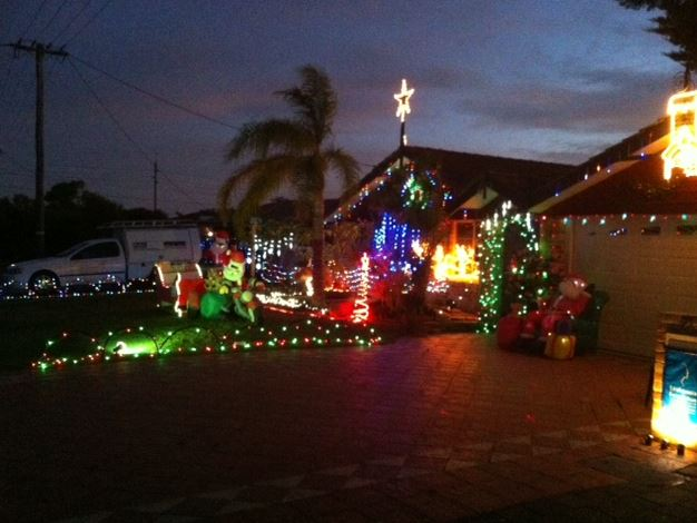 Find more information on the Padbury Christmas Lights here - Top Suburbs For A Magical Night Of Christmas Lights