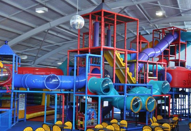 Indoor Play Centres Perth