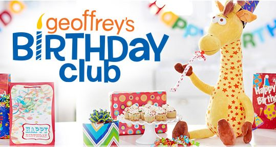 Toys R Us Birthday Party : Free offers perth