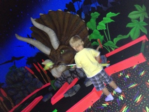 If You D Like To Hold Child S Birthday At Triassic Fun Park Then Check Out The Themed Party Rooms Immaculately Decorated In 3 Themes Dinosaur
